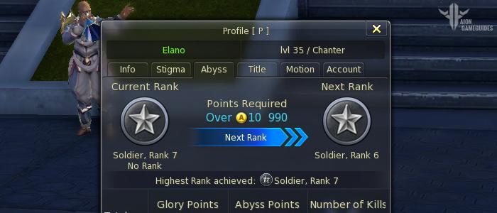 Photo of Modification de l'IU du profil