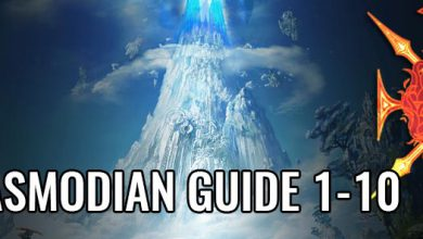 Photo of Asmodians guide LvL. 1 – 10