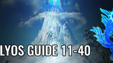 Photo of Elyos guide LvL. 11 – 40
