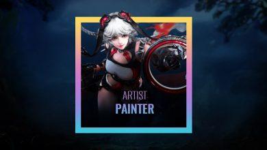 Photo of Painter