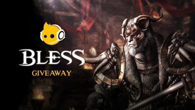 Photo of 1 Bless Online Key to win, and more! (Finished)