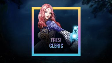 Photo of Cleric