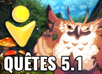 Photo of MàJ 5.1 – Quêtes