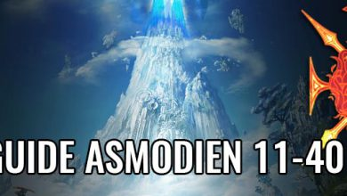 Photo of Asmodians guide LvL. 11 – 40