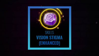 Photo of (Enhanced) Vision Stigma Combinations